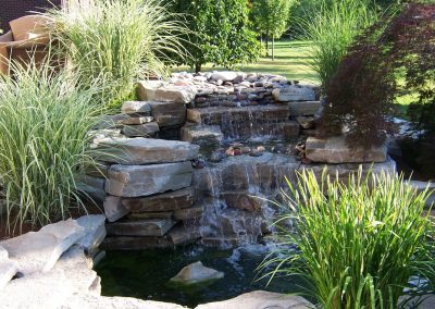 Waterfall – Macomb Twp., MI