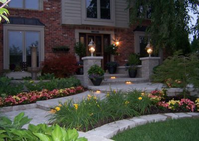 Landscape Lights – Troy, MI