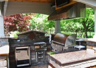 Outdoor Kitchen – Franklin, MI