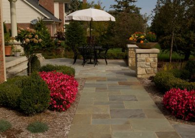 Bluestone Patio – Oakland Twp., MI