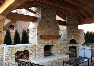 Pizza Oven – Shelby Twp., MI
